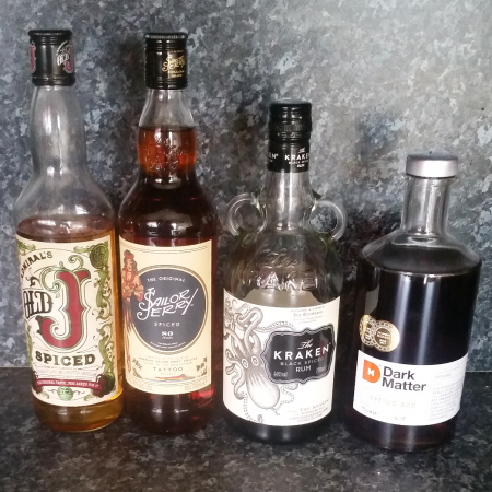 4 soiced rums you have to tr