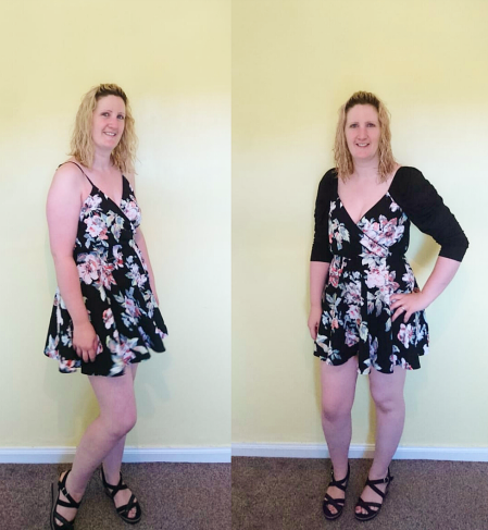 My review of Wingz sleeves for dresses