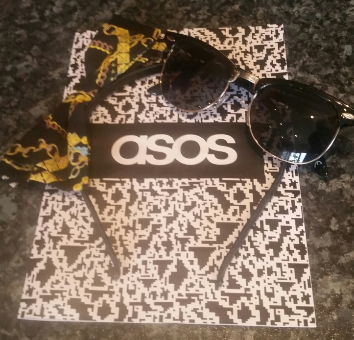 Asso sunglasses and headband