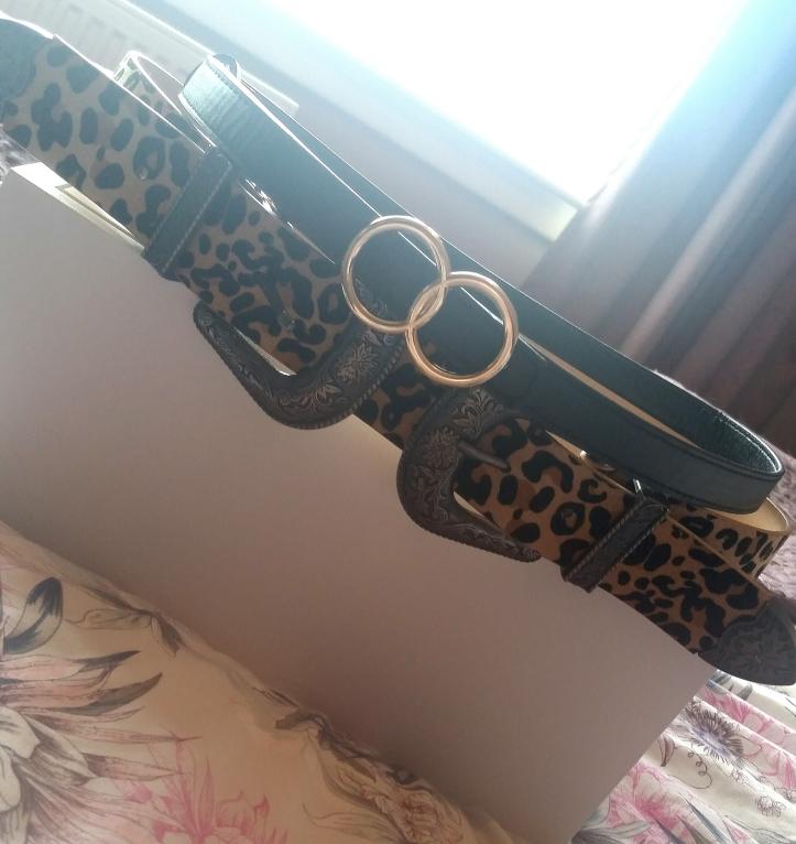 Asos belts