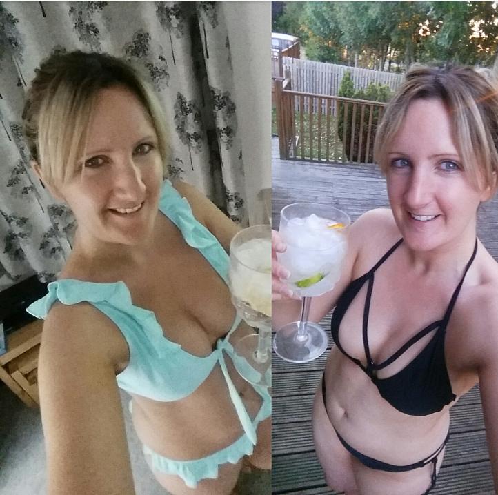 Missguided bikinis