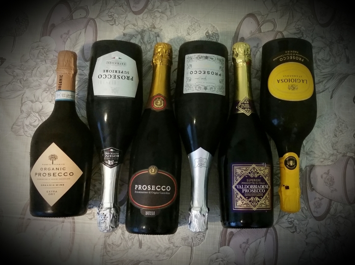Top 5 proseccos under £10
