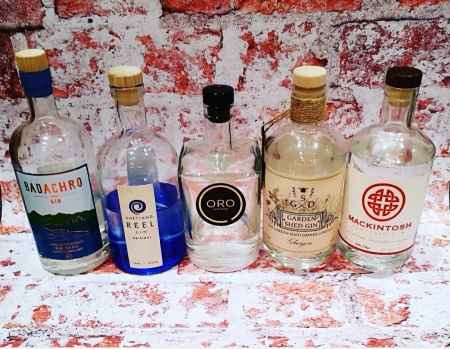 My too gin recommendations