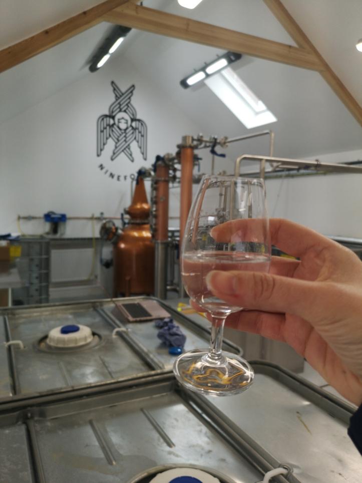 Ninefold distillery