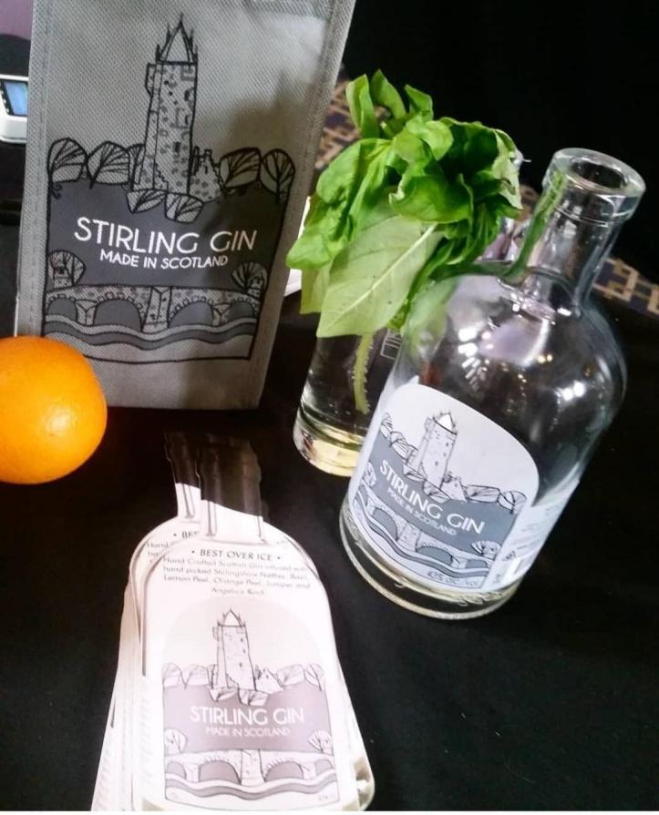 Stirling gin review