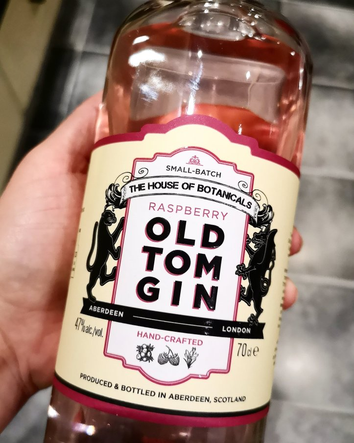 House of Botanicals Raspberry Old Tom Review